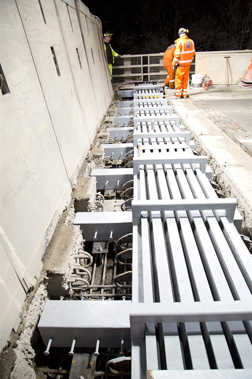 Modular Expansion Joints