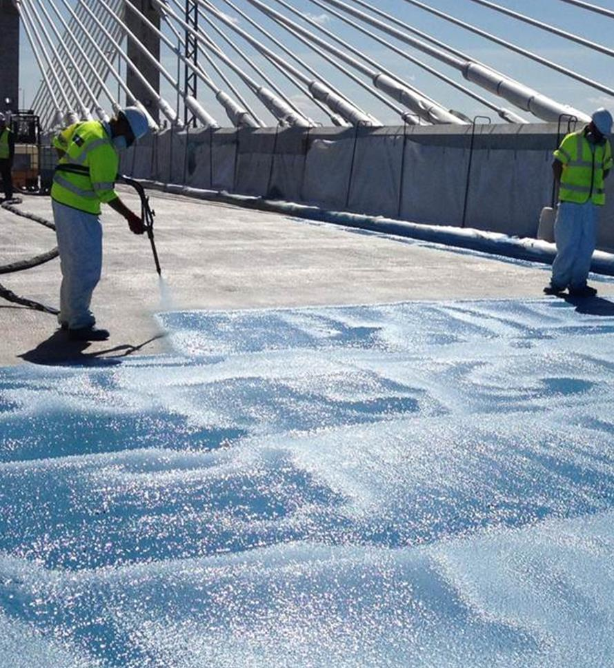 Bridge Deck Waterproofing Systems